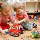 На Троещине начали строить трехэтажный детсад