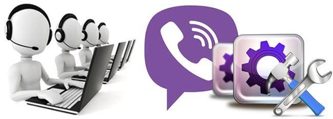 Все о службе технической поддержки Viber