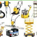 Где выгодно продать строительное оборудование б/у