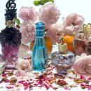 Богатый ассортимент разной парфюмерии
